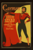 Carmen  Presented By Cuyahoga County Opera Association And The Federal Music Project : Ballet Directed By Madame Bianca. Clip Art