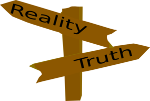 Truth And Reality Clip Art