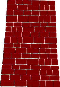 Red Brick Wall Clip Art