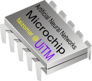 Artificial Neural Networks Microchip Uitm Clip Art
