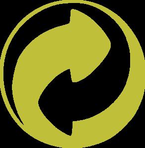 Gold Circular Arrows Clip Art at Clker.com - vector clip art ...