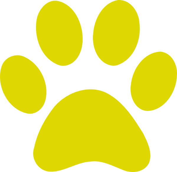 Gold Paw Print Clip Art At Clker Com Vector Clip Art Online Royalty Free Public Domain Panther paw print clipart | free download on clipartmag. clker