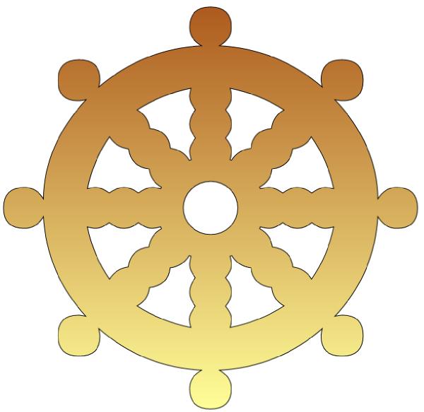 Ship Wheel Clip Art At Clker Vector Clip Art Online Royalty