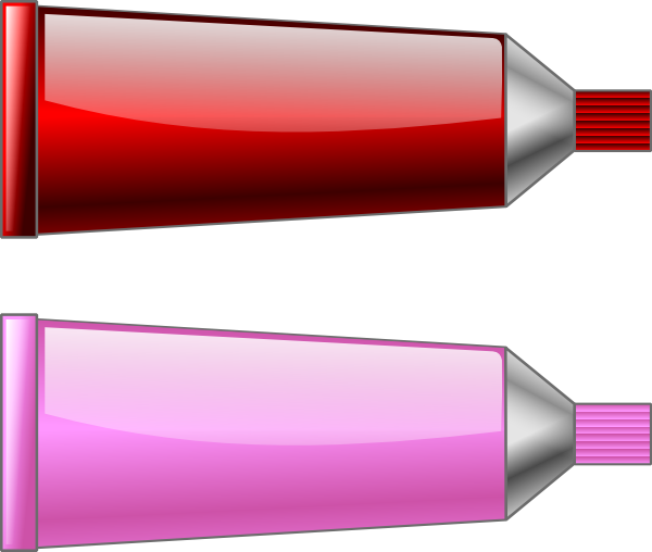 Color Tube Red P...M Color