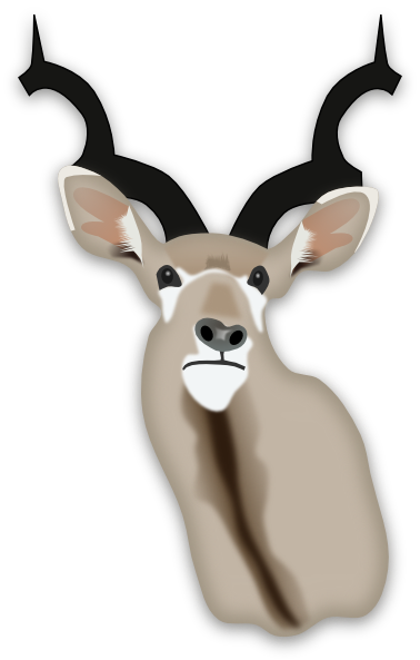 clipart springbok - photo #49
