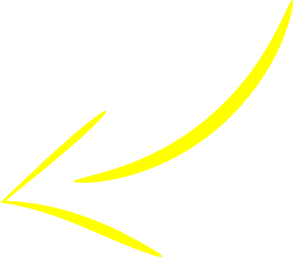 clipart yellow arrow - photo #25