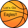 Eagle Basketball Clip Art