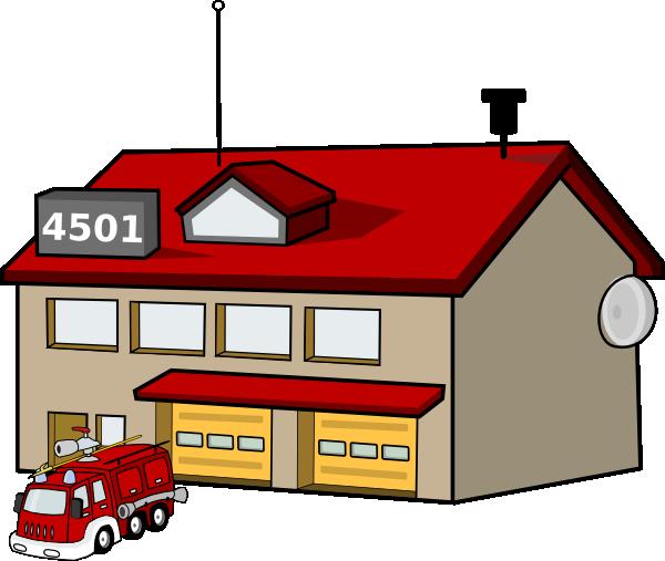 firehouse 4501 clip art at clker com vector clip art online rh clker com firehouse clipart free