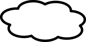 Better Cloud Clip Art