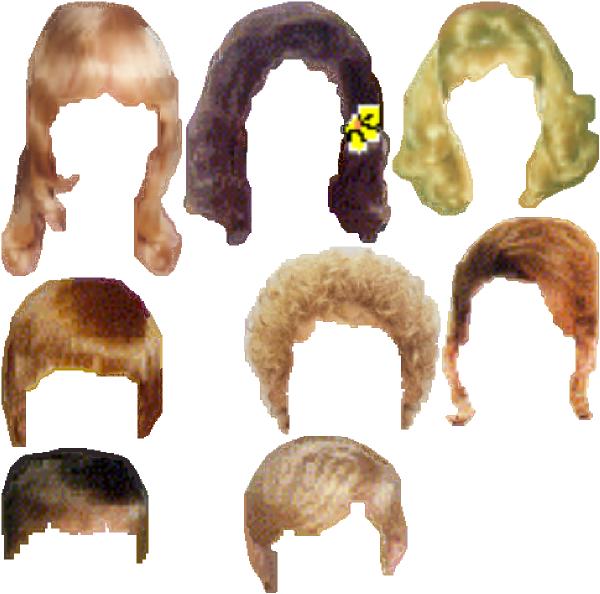 Hair Styles Clip Art At Clker Com Vector Clip Art Online