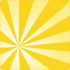 Yellow Sunshine Rays Clip Art