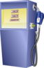 Gas Pump No Logo Clip Art