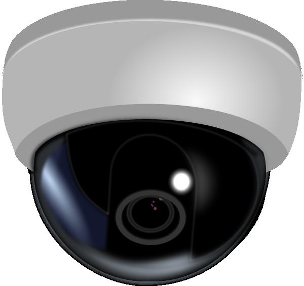 surveillance camera clip art at vector clip. Black Bedroom Furniture Sets. Home Design Ideas
