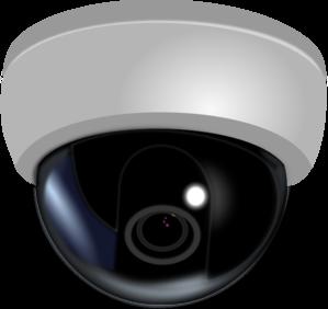 surveillance camera clip art at clker com vector clip art online rh clker com surveillance camera clipart free Surveillance Camera Vector