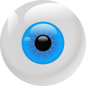 Eyeball Clip Art