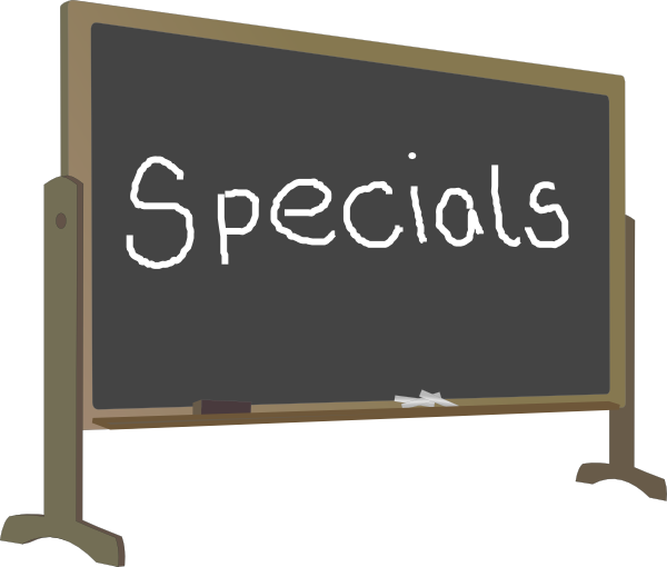Image result for school specials clipart