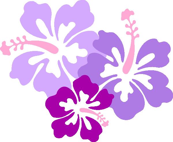 Hibiscus Trifecta1 Clip Art At Clkercom Vector Clip Art Online