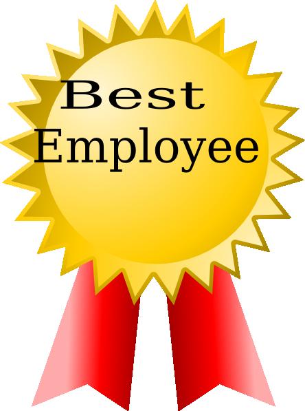 Best Employee Clip Art at Clker.com - vector clip art ...  Best Employee C...