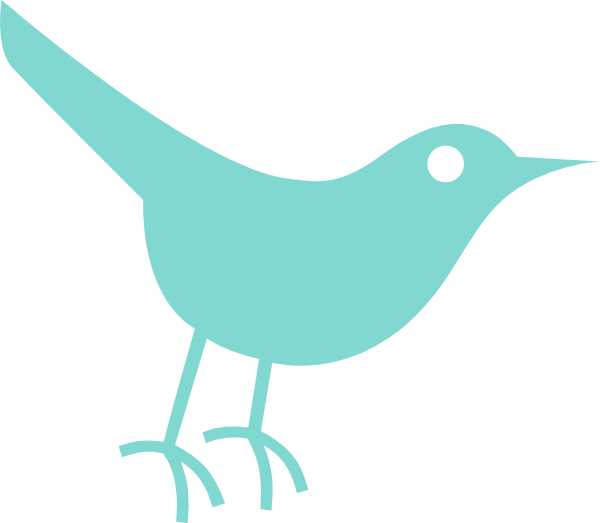 clipart twitter icon - photo #27