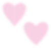 Translucent Hearts Clip Art