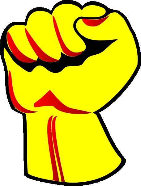Fist Clip Art at Clker.com - vector clip art online ...