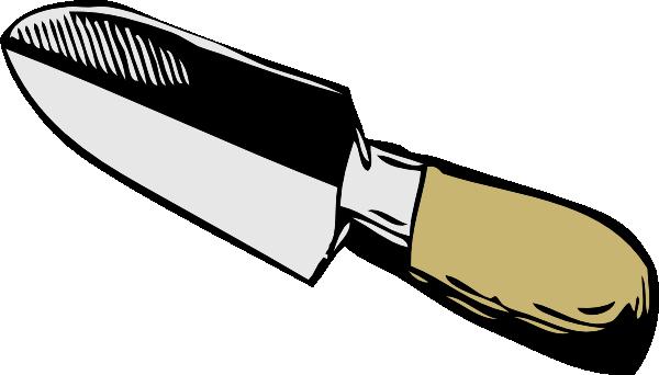 Trowel Clip Art : Trowel clip art at clker vector online