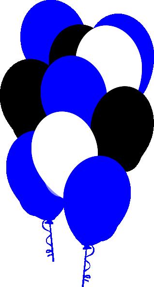 balloon bouquet clip art at clkercom vector clip art