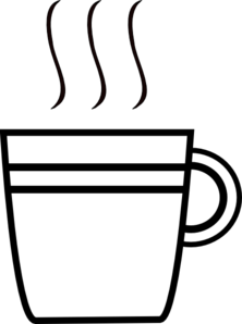Yet Another Coffee Cup Clip Art