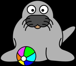 seal clip art at clker com vector clip art online royalty free rh clker com seal clip art free seal clipart for kids