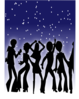 Disco Funk Fever Clip Art