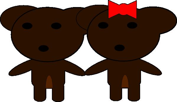 free clip art bear family - photo #2