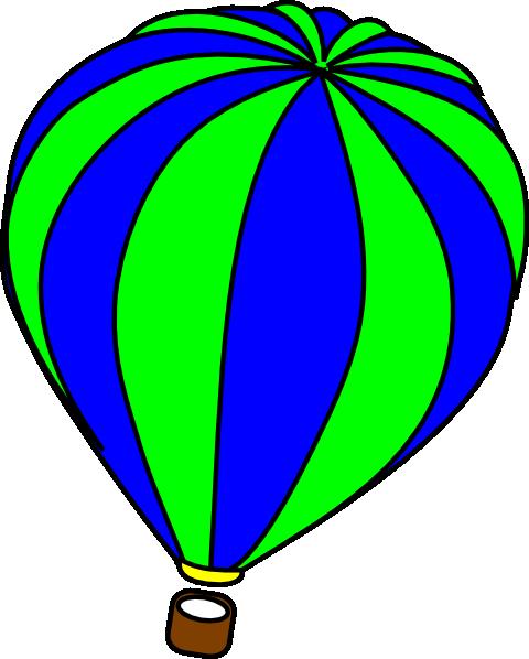 clipart hot air balloon - photo #25