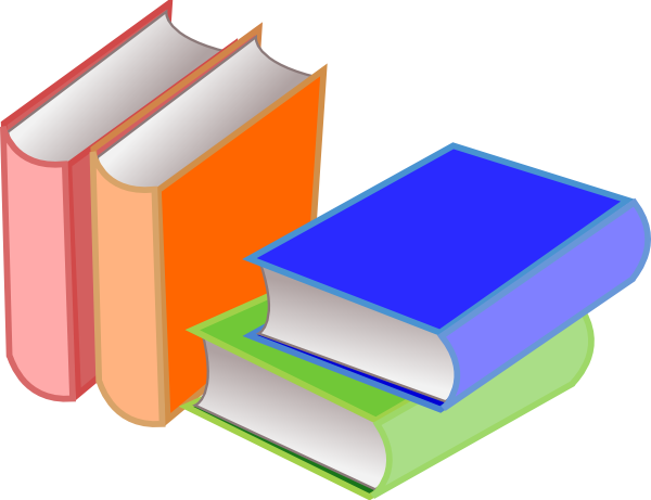 clipart for books - photo #15