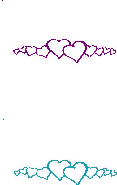 Scroll Heart Page Borders | Joy Studio Design Gallery ...