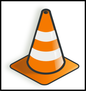 Cone Traffic Clip Art