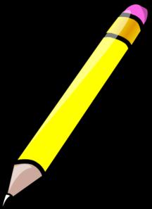 pencil clip art at clker com vector clip art online royalty free rh clker com clipart of a pencil clip art of a pencil with eyes
