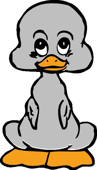Ugly Duckling Cartoon | lol-rofl.com