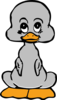 Ugly Duckling Clip Art