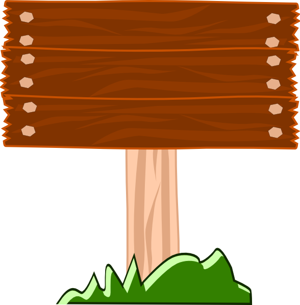 Wooden Post Png