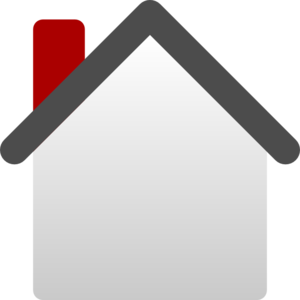 Plain House Clip Art