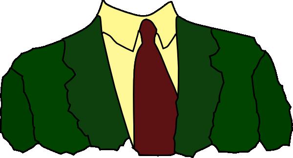 Men Suit Tie Clip Art at Clker.com - vector clip art online ...