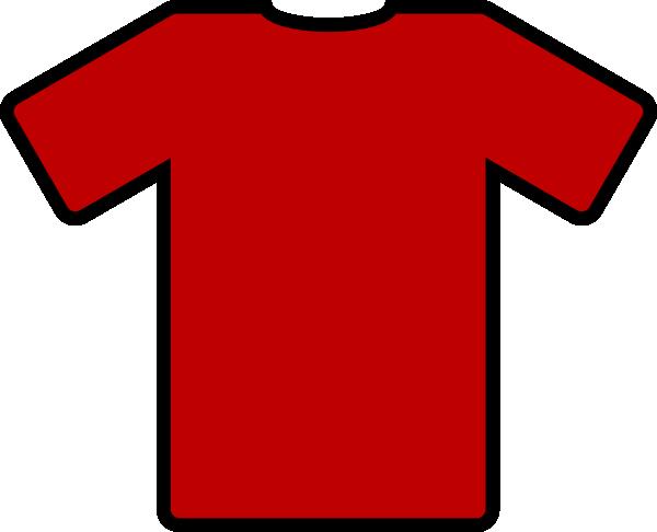 clipart football shirts - photo #1