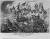 Storming Of Chapultepec In Mexico, Sept. 13th, 1847 Clip Art