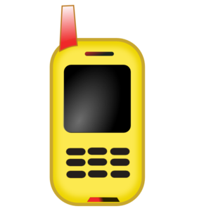 Toy Mobile Phone Clip Art