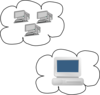 Cloud Computing Competition Clip Art