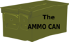 The Ammo Can Gcme Clip Art