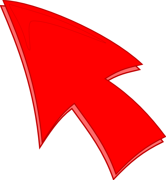 clipart red arrow - photo #10