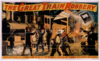 The Great Train Robbery Clip Art