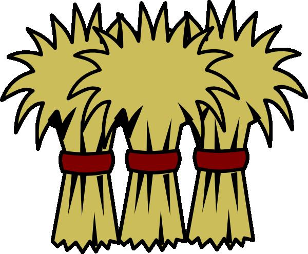 Hay Clip Art at Clker.com - vector clip art online, royalty free ...