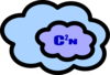 Cloud In Cloud Networks Clip Art